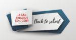 Promocja Back to school – rabat 50% na kurs Legal English online