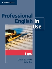 Professional-English-in-Use-Law