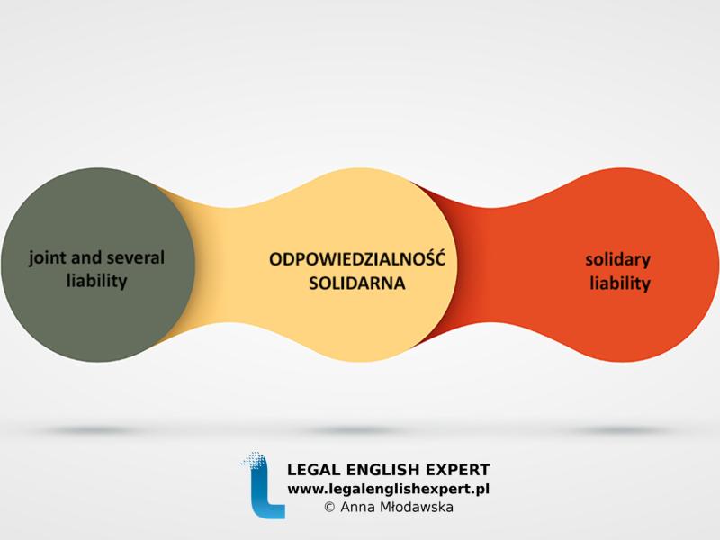 LEGAL ENGLISH EXPERT - infografika_1 - odpowiedzialność solidarna