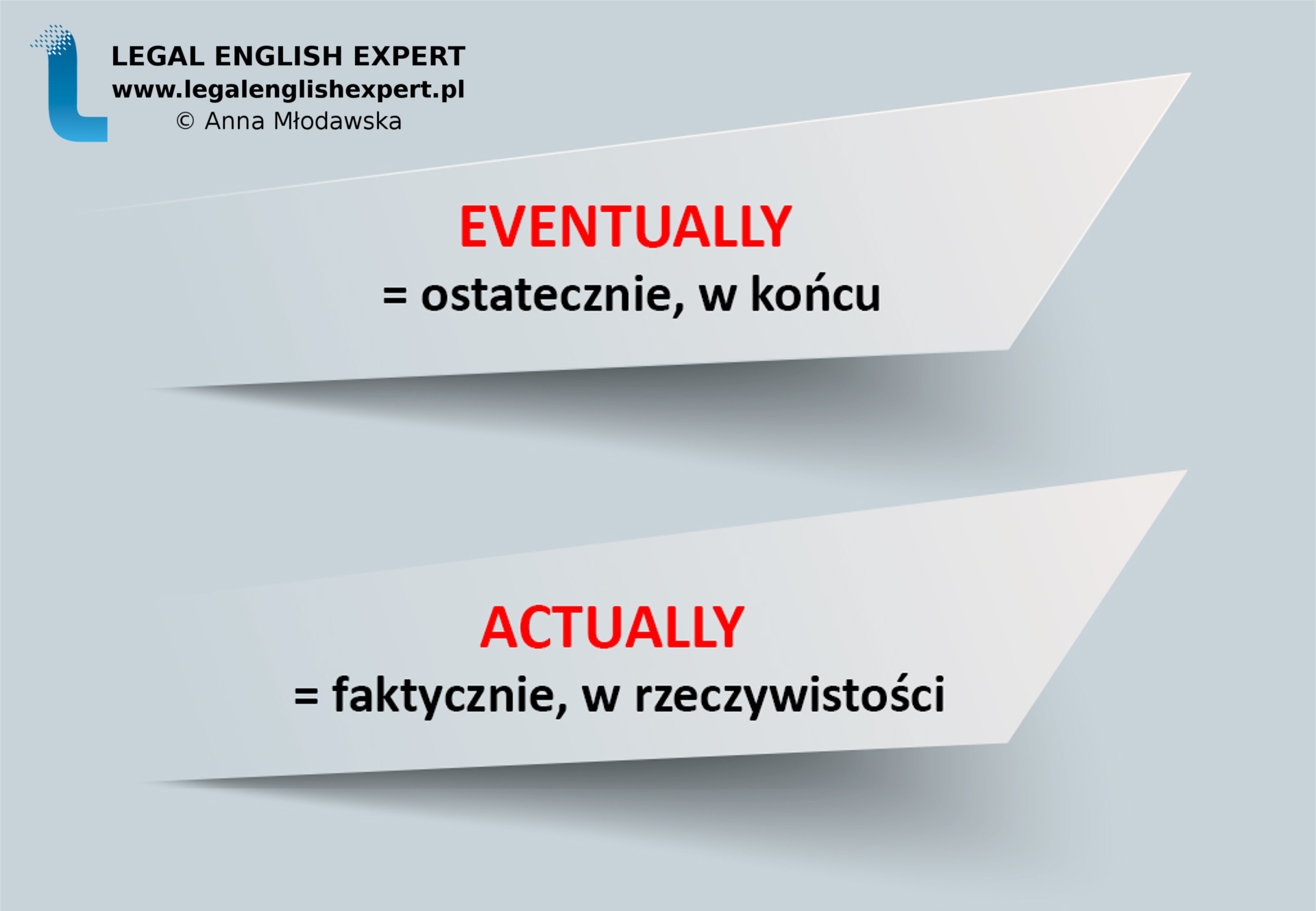 LEGAL ENGLISH EXPERT - infografika_11 - false friends - ewnetualnie 1