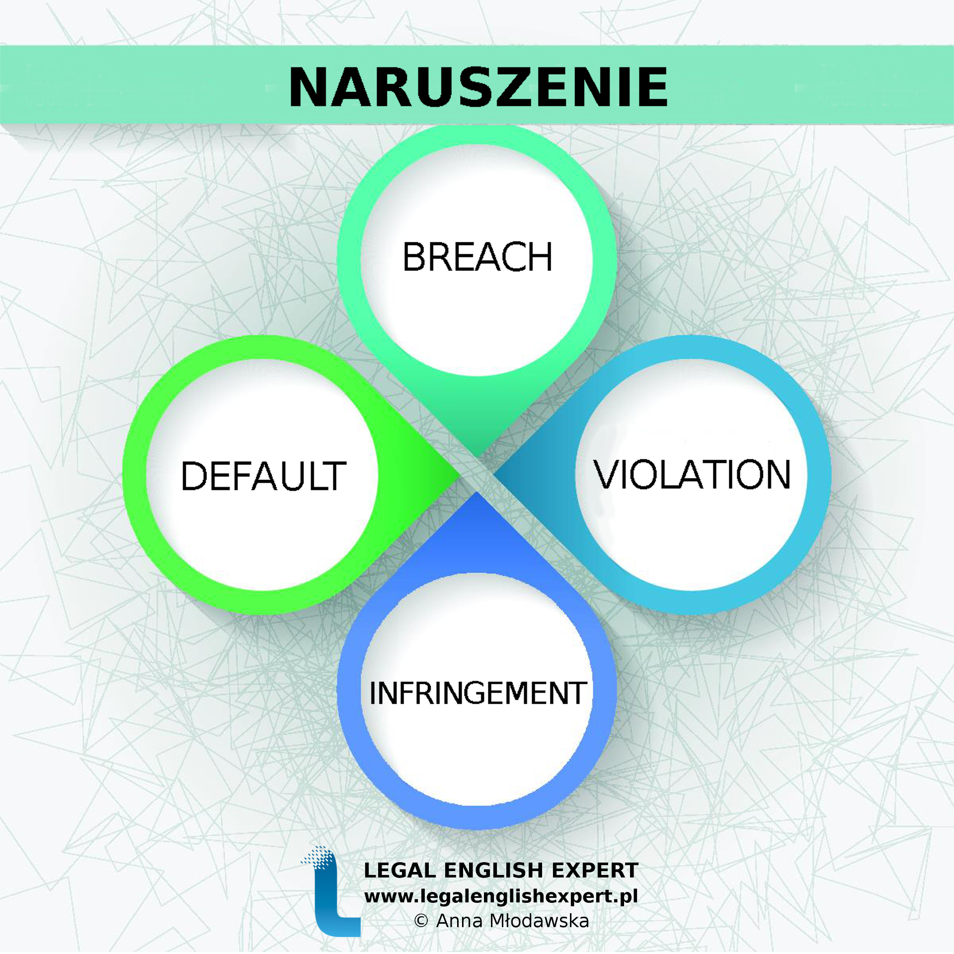 LEGAL ENGLISH EXPERT - infografika_36 - naruszenie