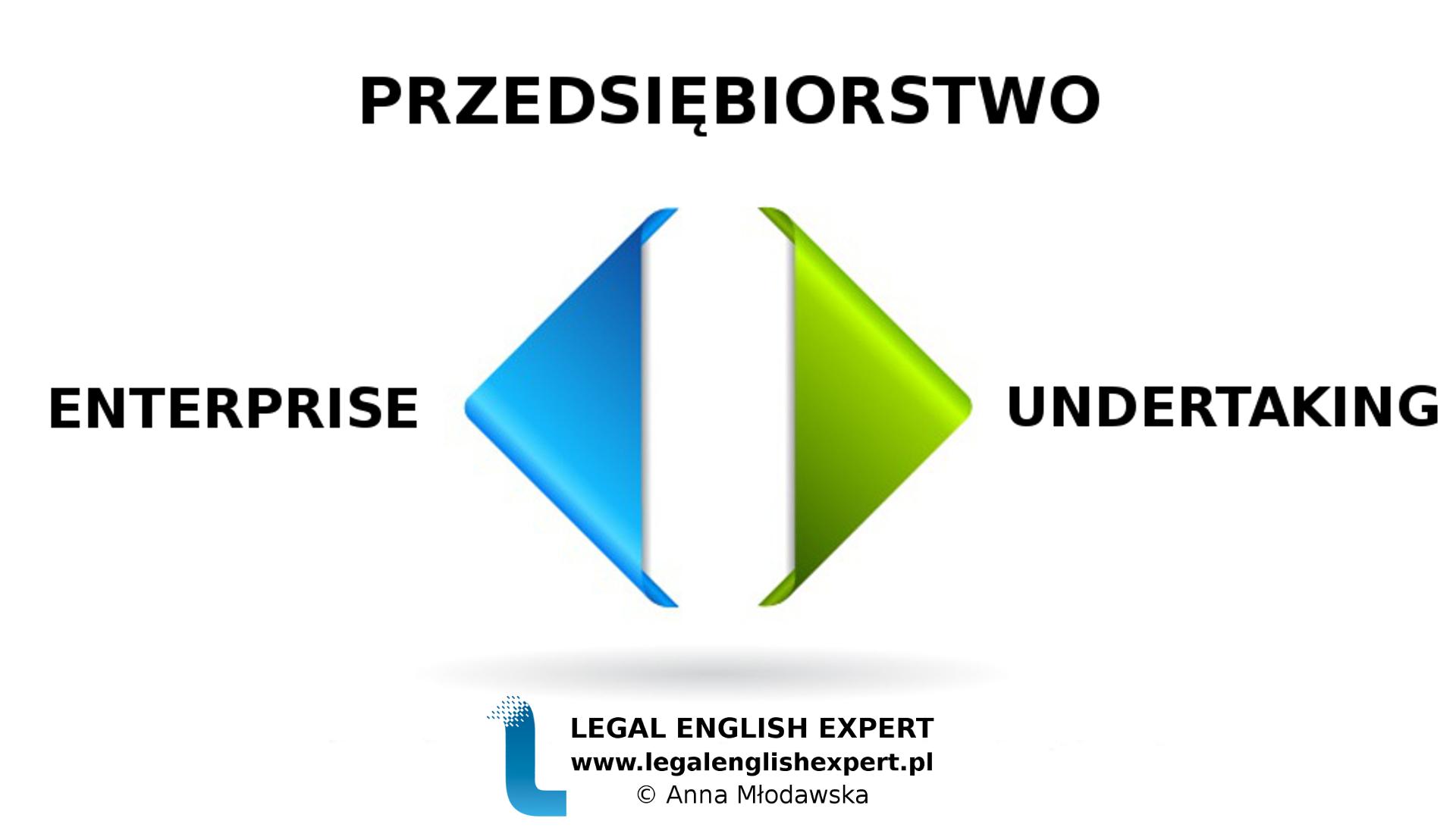 LEGAL ENGLISH EXPERT - infografika_53 - przedsiębiorstwo