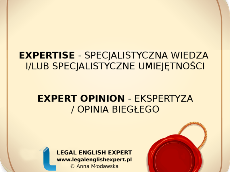 LEGAL ENGLISH EXPERT - infografika_54 - expertise