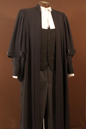 barrister-attire