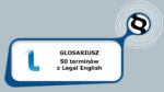 Glosariusz 50 terminów – czyta native speaker