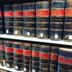 Research trip to two law libraries